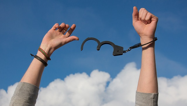 Personne se libérant de son stress après une thérapie EMDR.
