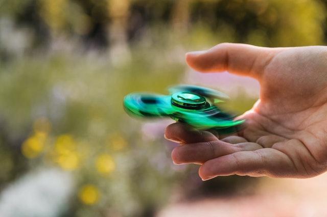 Les fidget toys : les nouveaux gadgets pour déstresser